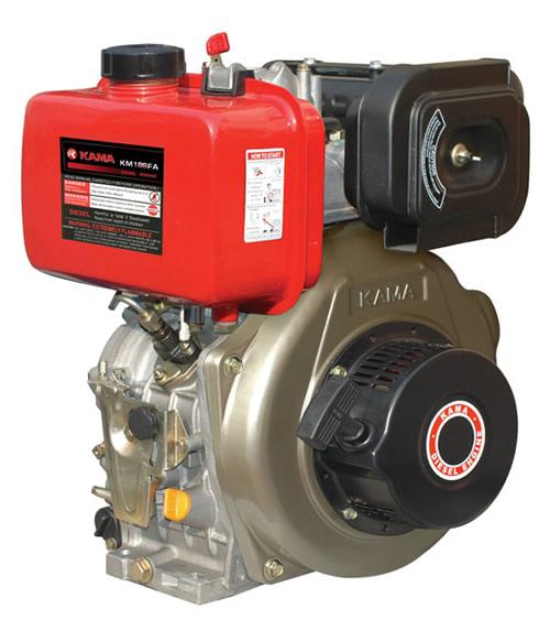 engine type  single cylinder